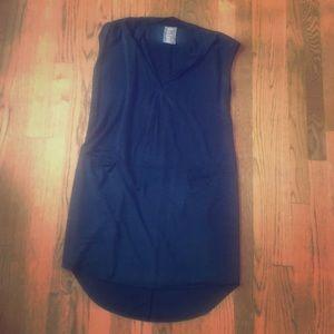 Dolan sleeveless jersey dress